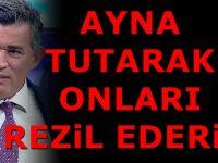 Metin Feyzioğlu Akit'e konuştu : Devlet işlem yapmasın