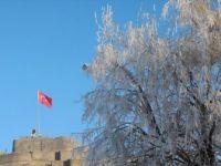 Doğu Anadolu'da Sıcaklıklar Sıfırın Altına Düştü