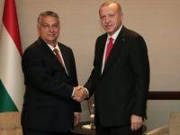 Erdoğan Macaristan Başbakanı Orban'ı Kabul Etti