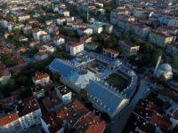 Tarihi Ekmekçizade Ahmet Paşa Kervansarayı'nda 'Tiyatro Sahnesi' Kuruldu