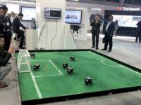 Dünya Şampiyonu Robot Futbolculara Yoğun İlgi