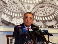 Beşiktaş Kulübü Başkan Adayı Çebi: 'Hakkımı Helal Etmiyorum'