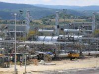 TürkAkım'da Hatların İlki Doğal Gazla Dolduruluyor