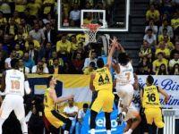 Basketbol THY Avrupa Liginde Üçüncü Hafta Maçları Tamamlandı