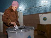 Moldova'da Halkı Sandık Başına Gidiyor