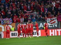 Bayern Münih Deplasmandan 1 Puanla Döndü