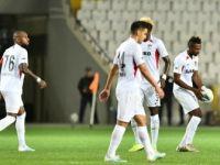 Gaziantep Futbol Kulübü Düşüşte