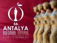 56. Antalya Altın Portakal Film Festivali'nde 66 Film Gösterilecek