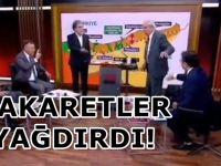 Ahmet Hakan'ın programında tartışma! AKP'li Miroğlu programı terk etti