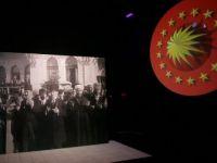 '29 Ekim Cumhuriyete Giden Yol' Dijital Gösterim Merkezi Açıldı