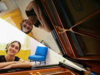 12 Yaşındaki Piyanist Papatya Biter New York'ta Sahne Alacak