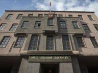 Milli Savunma Bakanlığı'ndan Soçi Mutabakatına İlişkin Açıklama