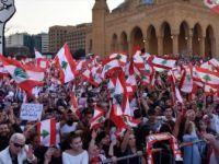 Lübnan'da Protestoculardan Gösterilere Devam Çağrısı