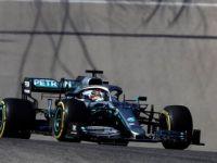 Formula 1'de Lewis Hamilton Şampiyonluğu Garantiledi