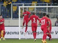 Gaziantep FK Son Dakika Golüyle Yendi