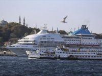 İstanbul Kruvaziyer Turizmde Tekrar Yükseliyor