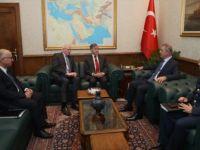 Milli Savunma Bakanı Akar, Jeffrey ve Satterfield'i Kabul Etti