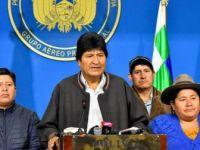 Bolivya Devlet Başkanı Morales'in İstifasına Tepkiler Sürüyor