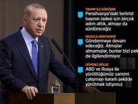 'ABD Ziyaretinde Öncelikli Konumuz Terörle Mücadele'