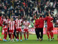 Sivasspor 10 Sezon Sonra Tekrar Aynı Başarıyı Yakaladı