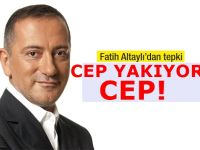 Fatih Altaylı: Başkası yazar mı bilmiyorum ama ben yazayım...