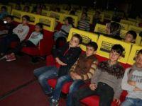 Doğu ve Güneydoğu Anadolu'da 50 Bin Öğrenci İlk Kez Sinema İle Buluştu