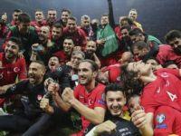Türkiye EURO 2020'ye Gitmeye Hak Kazandı