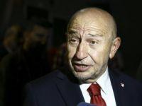 TFF Başkanı Özdemir: 'Türk Milletine Armağan Olsun'