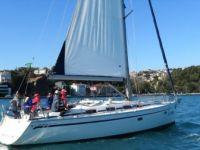 'Deniz Cadıları' Yelken Takımı Denizlere Kafa Tutuyor