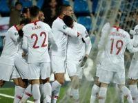 A Milli Futbol Takımı Andorra'yı 2-0 Yendi
