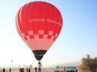 Sanayi ve Teknoloji Bakanı Varank İlk Yerli Balon ile Uçtu