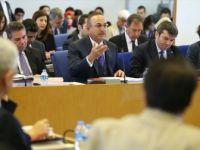 Çavuşoğlu: 'Kıbrıs Konusunda Müzakere İçin Tekrar Masaya Oturmayacağız'