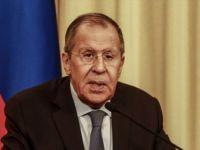 Lavrov: 'ABD, Stratejik İstikrarı Bilinçli Olarak Bozuyor'