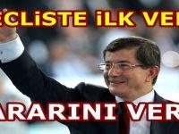 İşte Davutoğlu'nun AKP'den transfer ettiği ilk milletvekili