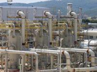 TürkAkım'da İki Boru Hattı Doğal Gazla Dolduruldu