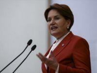 İYİ Parti Genel Başkanı Akşener: 'Üç Gencimizden Biri İşsiz'