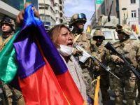 Morales'ten Orduya Halka Silah Doğrultulmaması Çağrısı