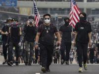 ABD, Hong Kong'daki Olaylardan Çin'i Sorumlu Tuttu