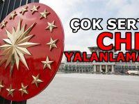 Rahmi Turan'ın CHP iddiasıyla ilgili Saray'dan ilk açıklama geldi!