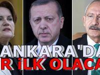 AKP, CHP ve İYİ Parti'nin kapısını çalacak