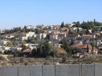 İsrail Batı Şeria'daki İşgalini Yerleşim Birimleriyle Derinleştiriyor