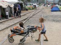 Yunanistan'da Çocuk Sığınmacı Sayısı 5 Bine Ulaştı
