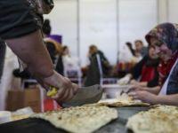 Ankara'da '2. Kahvaltı Festivali' Başladı