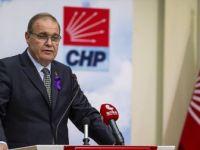 CHP Sözcüsü Öztrak: 'Kumpas CHP'ye Kurulmuştur'