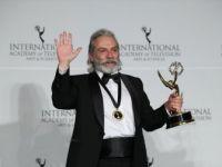 Haluk Bilginer, Uluslararası Emmy Ödülleri'nde 'En İyi Erkek Oyuncu' Seçildi