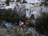 Moria Kampında Binlerce Düzensiz Göçmen Yaşam Mücadelesi Veriyor