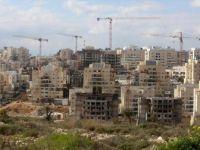 İsrail Doğu Kudüs'te Dev Yahudi Yerleşim Birimi İnşa Etmeyi Planlıyor