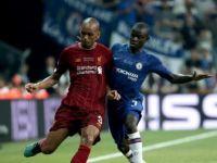 Liverpool'un Orta Saha Oyuncusu Fabinho En Az 4 Hafta Yok