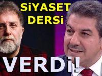 Ahmet Hakan'dan Tevfik Göksu'ya: İmamoğlu'na Saygılı ol