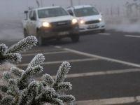 Meteoroloji Genel Müdürlüğünden Buzlanma ve Don Uyarısı